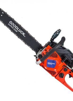Бензопила Goodluck GCS 52-3.5 Super Saw (2 шины + 2 цепи)