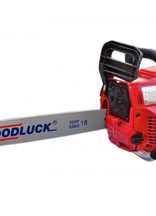 Бензопила GoodLuck GL-4500E (праймер, 1 шина, 1 цепь)