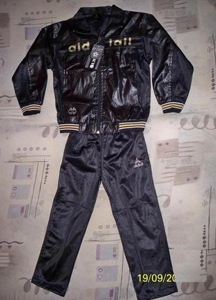 Спортивний новий костюм aіdial на хлопчика 2р.