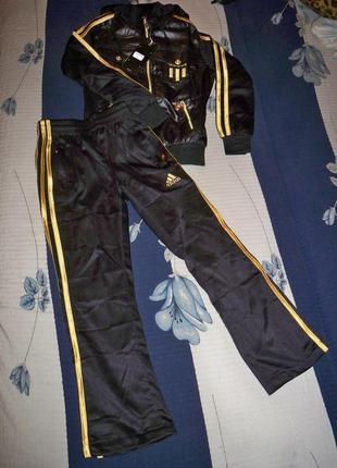Стильний спортивний костюм adidas на 6р.