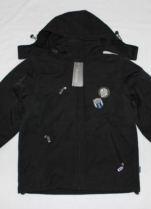 Фірмова куртка boulevard для хлопчиків, l.