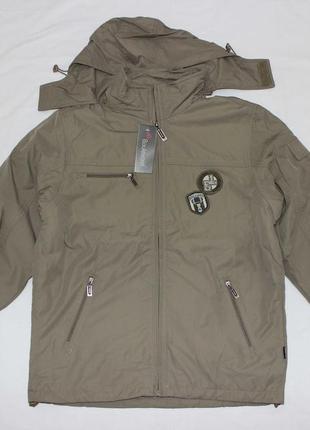 Фірмова куртка boulevard для хлопчиків, xl.