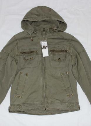 Фірмова куртка boulevard для хлопчиків, м.