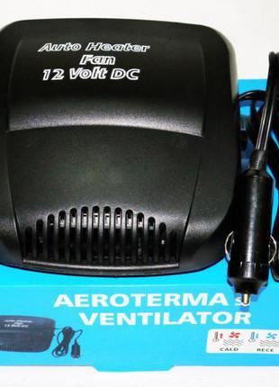 Обогреватель автомобільный для салона (теплый и холодный воздух)