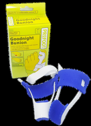 Ортопедический корректор косточки Toes Device Bunion № B39