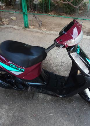Honda dio 27
