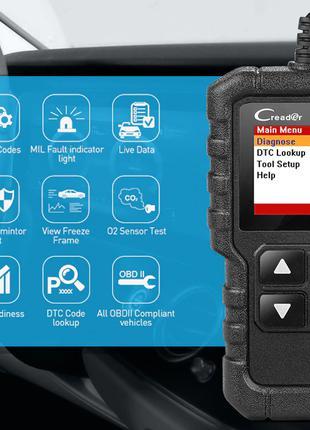 LAUNCH CR3001 русский диагностический автомобильный OBD2 сканер