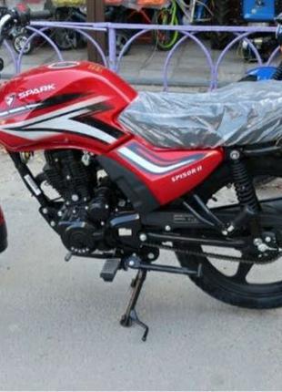 Продам мотоцикл Spark 200куб.
