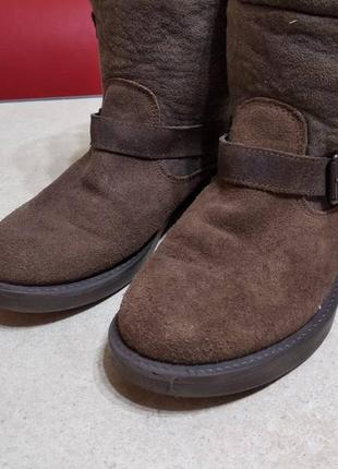 Демисезонные ботинки, made in italy, 38 р., 24. 5 см. по стельке.
