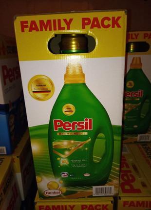 Persil Premium Gel 5,8л Персил гель для стирки Киев