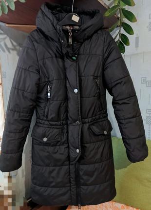 Женская куртка, зима.