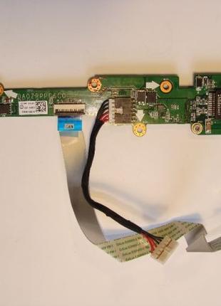 Плата питания ноутбука Acer V5-551G (DA0ZRPPC6C0 rev C)
