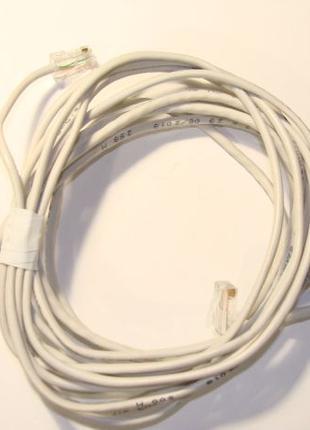 Витая пара 4х2 UTP 1-10 метров c RJ-45 - кабель для ПК и интер...