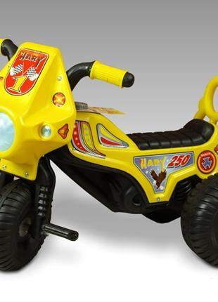 Мотоцикл з педалями