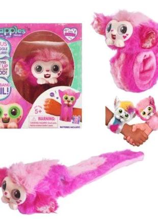 Интерактивная игрушка браслет «Wrapples» Розовый