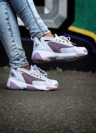 Женские стильные кроссовки найк nike zoom