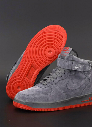 Nike Air Force 1 MID WINTER зима