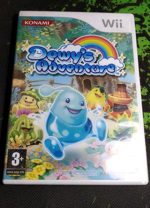 Dewy's Adventure для Wii