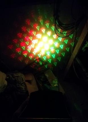 Проектор лазерний