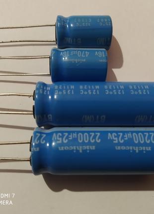 Конденсатор електролітичний