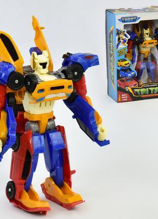 трансформер робот tritan 515