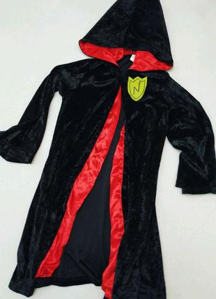 Новогодний карнавальный костюм накидка волшебника Гарри Поттера
