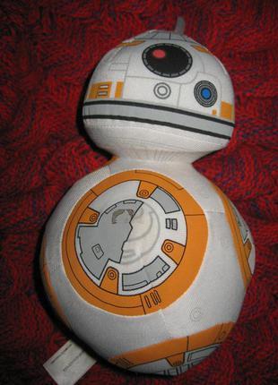 Мягкая игрушка, робот Дроид Sphero BB-8, Star Wars, б/у