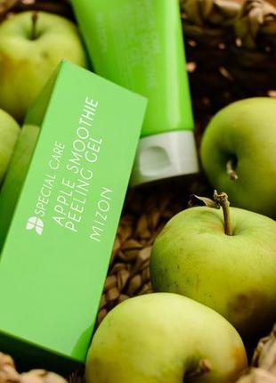 Пилинг-скатка с фруктовыми кислотами mizon apple juicy peeling...