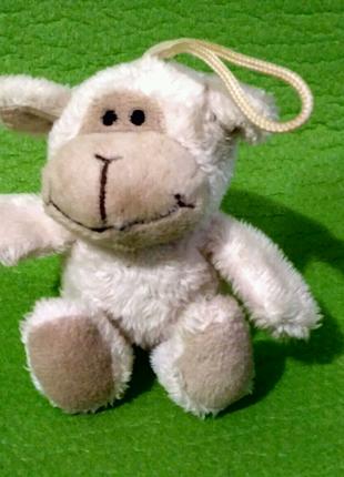 Овечка овца брелок подвеска