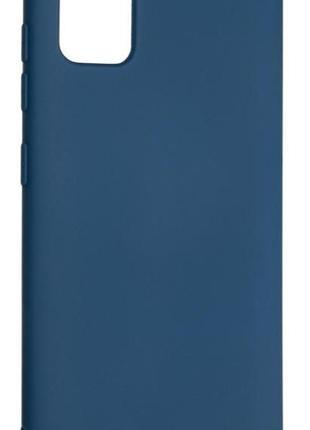 Чехол Samsung A515 A51 - Full Soft Case Blue