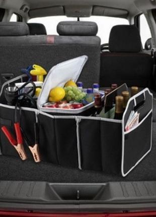 """Сумка – органайзер в багажник автомобиля. Органайзер для авто """"Ca"""