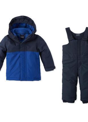 Детский зимний костюм сhildren's place для мальчика