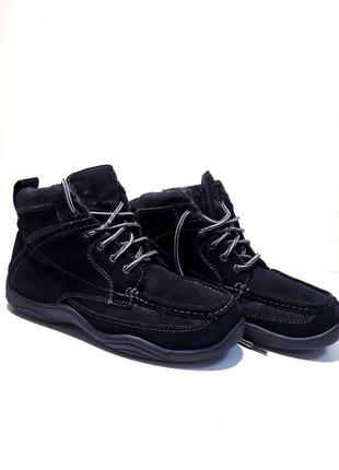 Мужские ботинки зимние р.42 (27 см.)