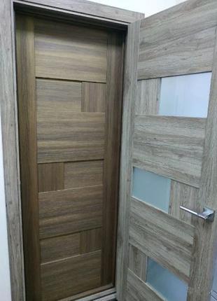 Межкомнатные двери новые. Бесплатная доставка по Киеву