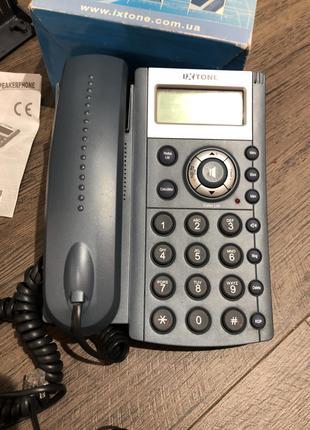 Телефон стационарный IXTONE