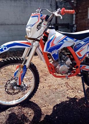 Продам кроссовый мотоцикл Kayo T2 MX250 кросс эндуро