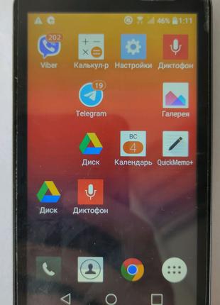 Смартфон б/у CDMA WiFi LG VD-425LPP