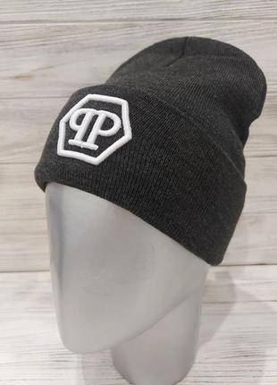 Новая шапка philipp plein.