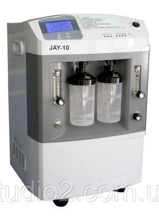 Концентратор кислородный JAY-10 10л на 2 пациента + цифровой