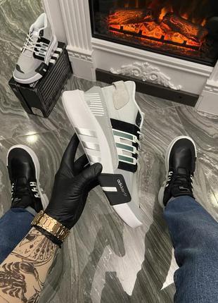Adidas equipment (eqt) adv 91/18 white