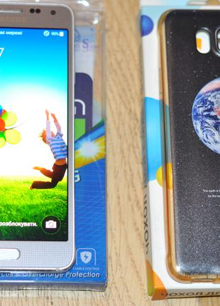 Идеал Samsung Galaxy Alpha G850F 2/32Gb, 8 ядер, NFC, 4g