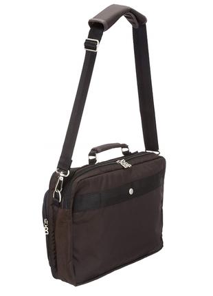 Новая сумка для ноутбука bogner подойдёт для документов унисек...
