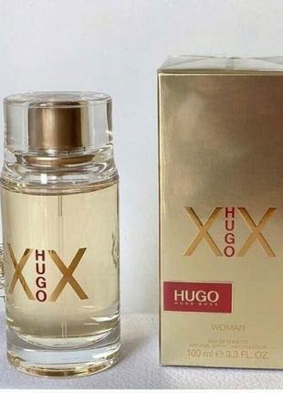 Туалетная вода женская Hugo Boss Hugo XX Woman, 100 ml