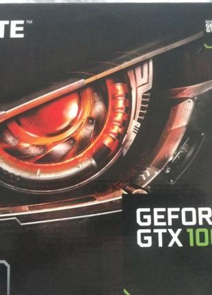 Видеокарта Gigabyte GeForce GTX 1060 6g