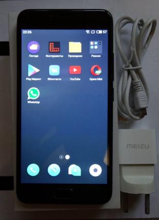 Meizu M5 8 ядер 2\16