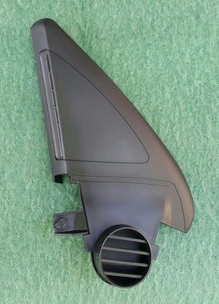 1Z0837973 крышка зеркала внутр спереди слева Skoda Oktavia A5 FL
