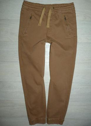 Котоновые штаны, джоггеры marks&spencer 10-11 лет