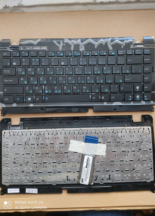 Клавиатура для ноутбука ASUS Eee PC 1225, 04GOA2H2KRU00