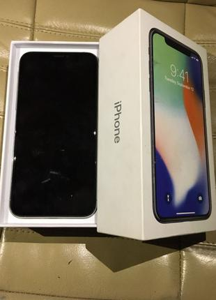 IPhone X 64/256 Gb Neverlock