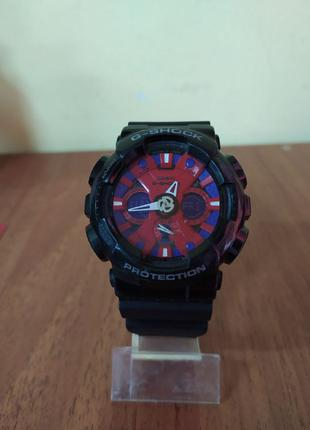 Наручные часы Casio G-Shock GA-120B-1AER